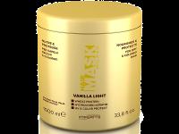 Маска за боядисана и третирана коса с кератин Vanilla Light, 1000 мл - Imperity