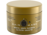 Маска за всеки тип коса с аромат на парфюм Lancome и арган, 250 мл - Imperity
