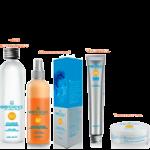 Слънцезащитна козметика за коса - EKS (2)